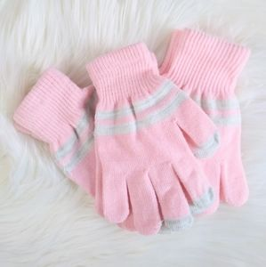 Set of 3 Texting Magic Stretch Gloves